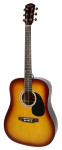 fender squier acoustic guitar review