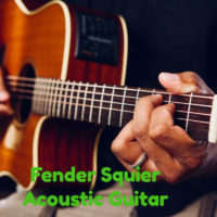 Fender Squier Acoustic Guitar reviews